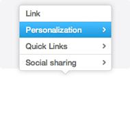 function-personalisation